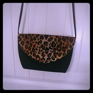 Leopard Botique Bag